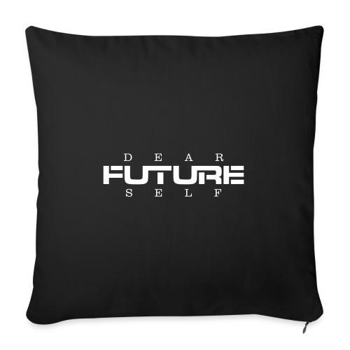 "DFS Logo - Throw Pillow Cover 18"" x 18"""
