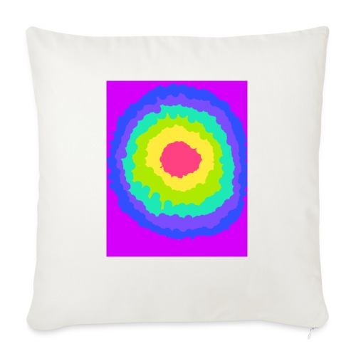 """Artsy Collection - Throw Pillow Cover 18"""" x 18"""""""