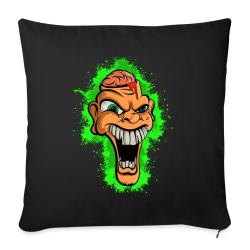 """Out of sorts... - Throw Pillow Cover 18"""" x 18"""""""