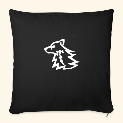 """iFire Hoodie - Throw Pillow Cover 18"""" x 18"""""""