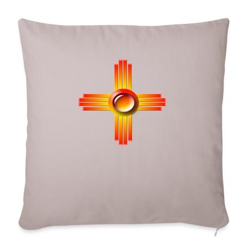 """Morning Sun - Throw Pillow Cover 17.5"""" x 17.5"""""""