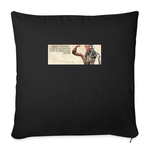 "IMG_0418 - Throw Pillow Cover 17.5"" x 17.5"""