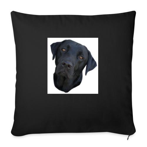 """bentley2 - Throw Pillow Cover 17.5"""" x 17.5"""""""