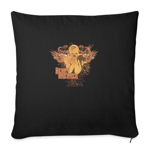"teetemplate54 - Throw Pillow Cover 17.5"" x 17.5"""