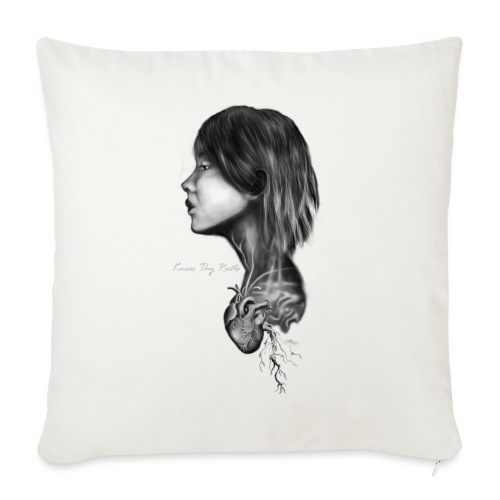 """Know Thy Roots - Throw Pillow Cover 17.5"""" x 17.5"""""""