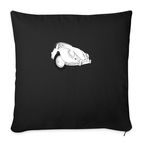 """Beetle - Throw Pillow Cover 18"""" x 18"""""""