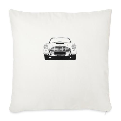 """aston martin - Throw Pillow Cover 18"""" x 18"""""""