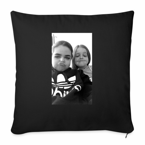 """IMG 0422 - Throw Pillow Cover 18"""" x 18"""""""