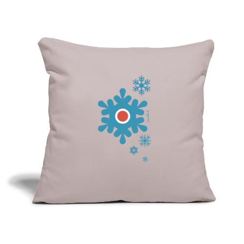 "Peri Christmas - Throw Pillow Cover 17.5"" x 17.5"""