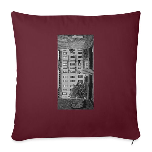 """blackiphone5 - Throw Pillow Cover 17.5"""" x 17.5"""""""