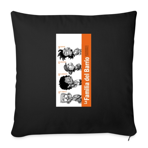 """case1iphone5 - Throw Pillow Cover 17.5"""" x 17.5"""""""