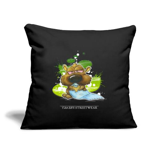 """Hamster purchase - Throw Pillow Cover 17.5"""" x 17.5"""""""