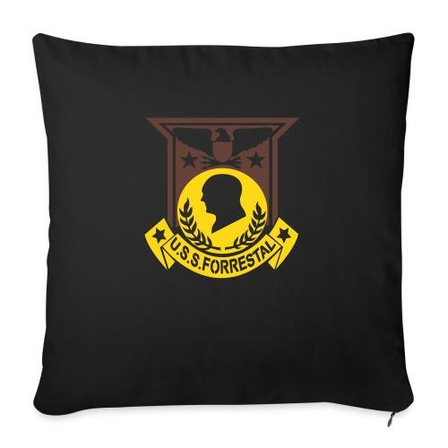 """cva59 forr - Throw Pillow Cover 18"""" x 18"""""""
