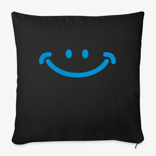 "Happy Mug - Throw Pillow Cover 17.5"" x 17.5"""