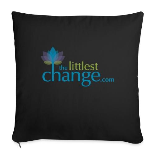 """Teach, Love, Nurture - Throw Pillow Cover 17.5"""" x 17.5"""""""