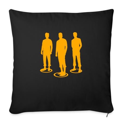 """Pathos Ethos Logos 2of2 - Throw Pillow Cover 17.5"""" x 17.5"""""""