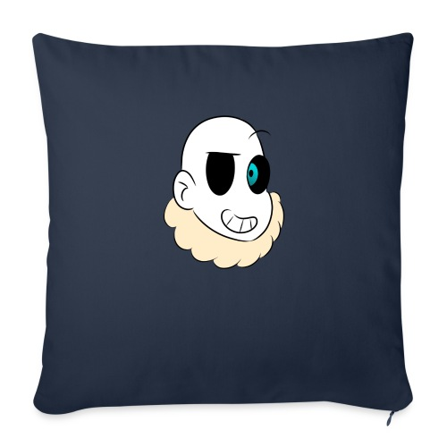 jack sans - Throw Pillow Cover