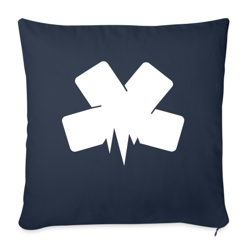 "Tote Bag - Throw Pillow Cover 18"" x 18"""