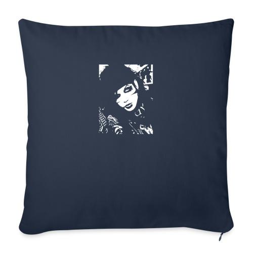"Black Veil Brides, Mug,Hard rock group - Throw Pillow Cover 18"" x 18"""