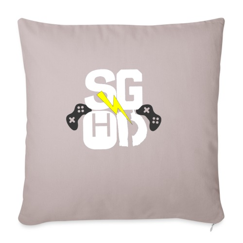 "IMG_0350 - Throw Pillow Cover 17.5"" x 17.5"""