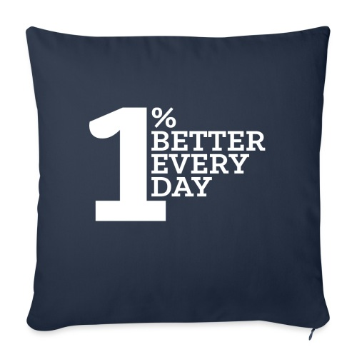 """OPBED_Shirt 5_white - Throw Pillow Cover 17.5"""" x 17.5"""""""
