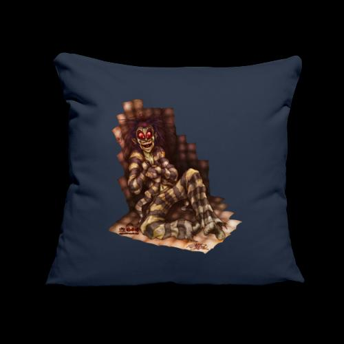 """What's so funny - Throw Pillow Cover 18"""" x 18"""""""