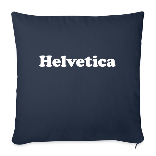 "Design 3 - Throw Pillow Cover 18"" x 18"""