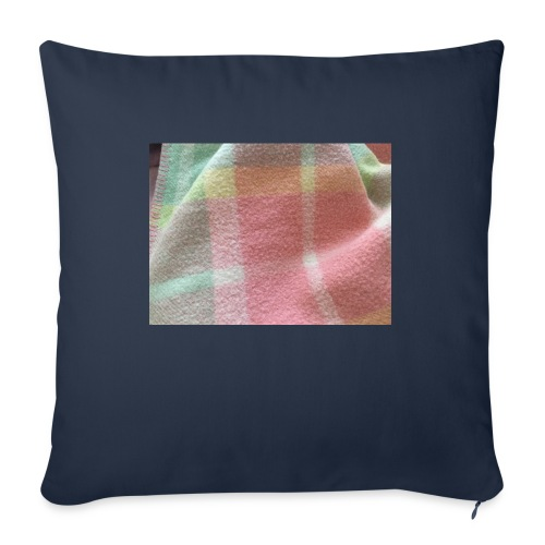 "Jordayne Morris - Throw Pillow Cover 18"" x 18"""