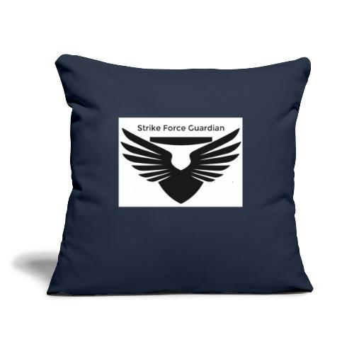"""Strike force - Throw Pillow Cover 17.5"""" x 17.5"""""""