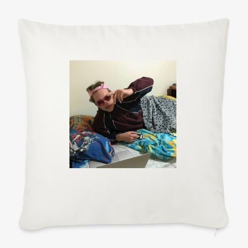 "good meme - Throw Pillow Cover 18"" x 18"""