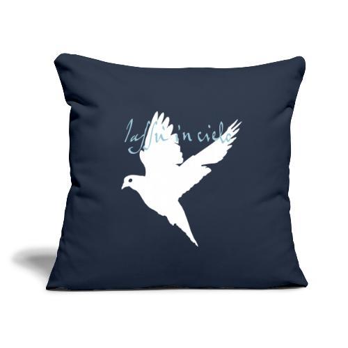 """Rigoletto: Gilda – «Lassù in cielo» - Throw Pillow Cover 17.5"""" x 17.5"""""""