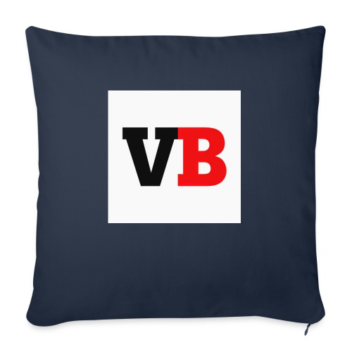 "Vanzy boy - Throw Pillow Cover 18"" x 18"""
