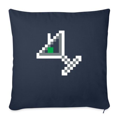 "item martini - Throw Pillow Cover 17.5"" x 17.5"""