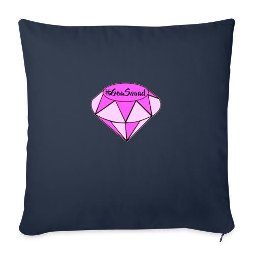 """LIT MERCH - Throw Pillow Cover 17.5"""" x 17.5"""""""