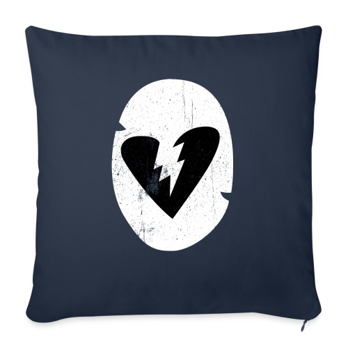 "Cuddle Team Leader - Throw Pillow Cover 17.5"" x 17.5"""