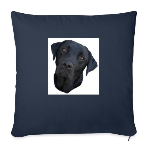 """bentley2 - Throw Pillow Cover 18"""" x 18"""""""