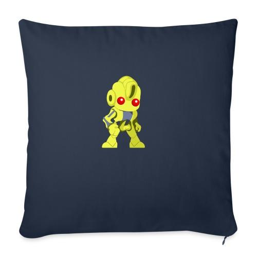 """Ex17 Moringa Mens - Throw Pillow Cover 18"""" x 18"""""""