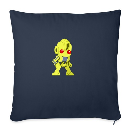 """Ex17 Hoodie - Throw Pillow Cover 18"""" x 18"""""""