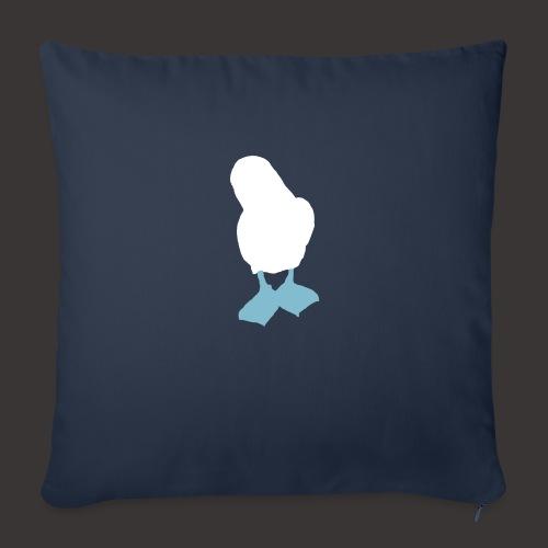 "Boobies_Logo_png - Throw Pillow Cover 18"" x 18"""