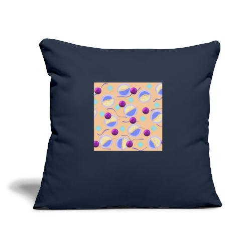 """lovely cosmos - Throw Pillow Cover 17.5"""" x 17.5"""""""