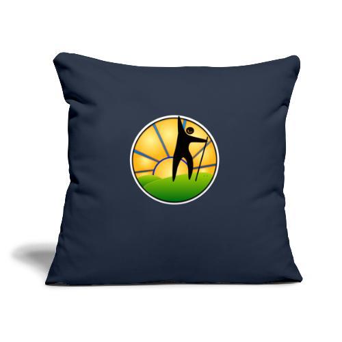 "Success - Throw Pillow Cover 17.5"" x 17.5"""