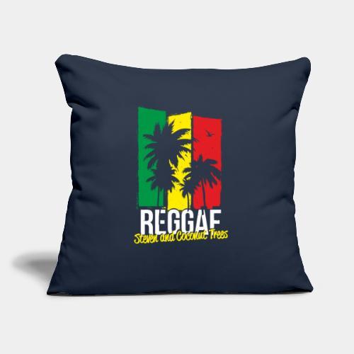 "reggae - Throw Pillow Cover 18"" x 18"""