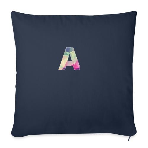 """Amethyst Merch - Throw Pillow Cover 17.5"""" x 17.5"""""""