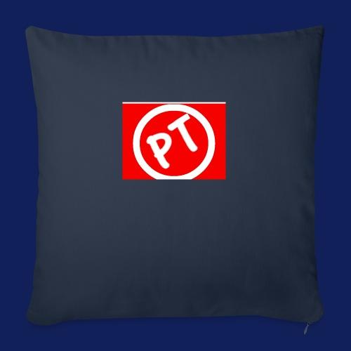 "Enblem - Throw Pillow Cover 17.5"" x 17.5"""