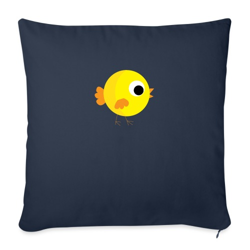 """HENNYTHEPENNY1 01 - Throw Pillow Cover 17.5"""" x 17.5"""""""