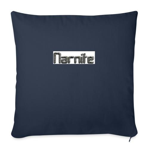"Narnite Original Series - Throw Pillow Cover 17.5"" x 17.5"""