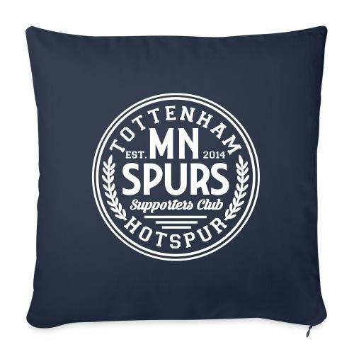 "Spurs-design4-06 - Throw Pillow Cover 17.5"" x 17.5"""
