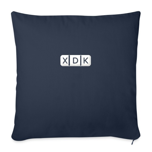 """100207540 - Throw Pillow Cover 17.5"""" x 17.5"""""""