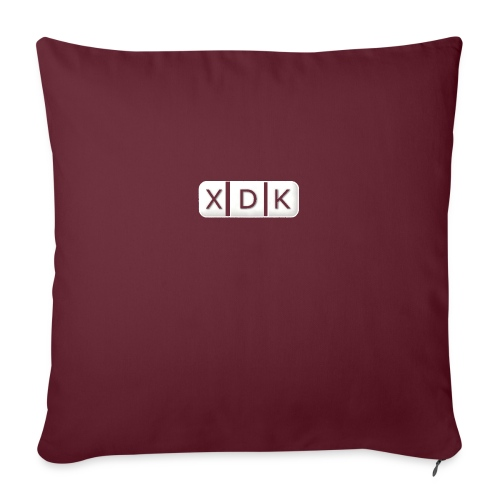 "100207540 - Throw Pillow Cover 17.5"" x 17.5"""