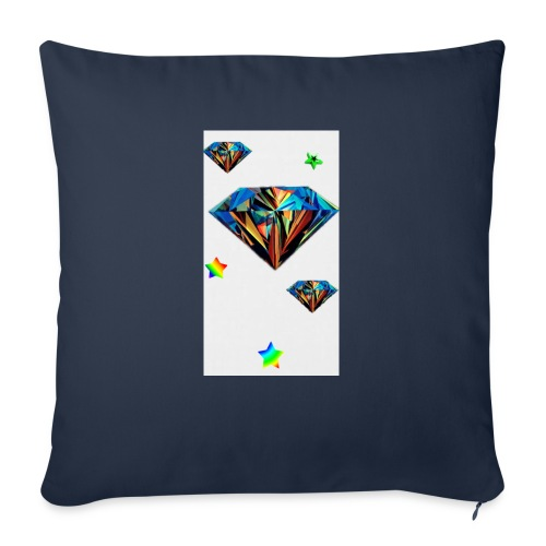 """Epic Phone case - Throw Pillow Cover 18"""" x 18"""""""